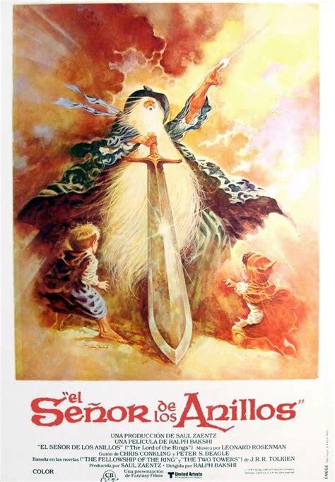 anthony daniels el señor de los anillos pel 237 cula el se 241 or de los anillos 1978