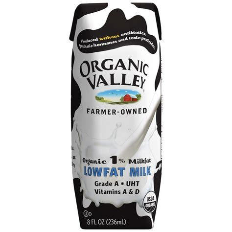 Where To Buy Shelf Stable Milk by Organic Valley 8 Oz Uht White 1 Shelf Stable Single Serve