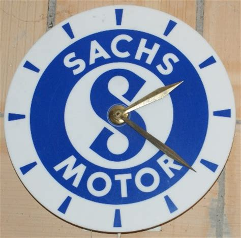 Sachs Motor Service by Frame Rechts