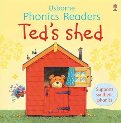 ted s ted s shed at usborne books at home organisers