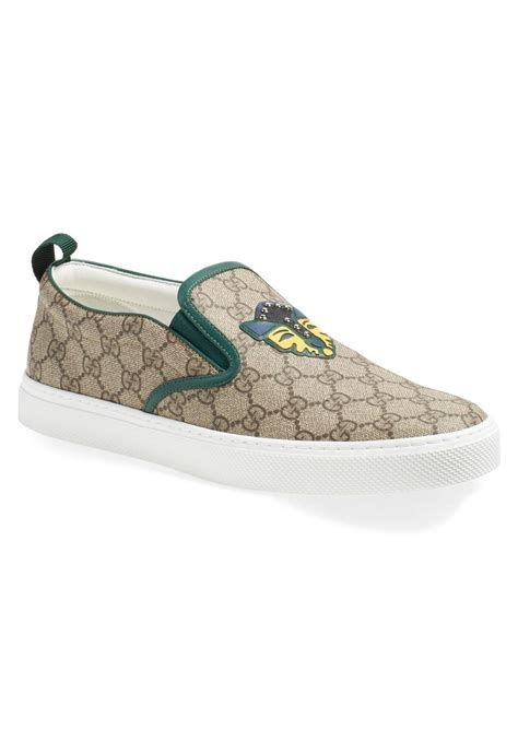 Wedges Shoes Slip On Gucci Sds175 gucci gucci dublin slip on sneaker shoes shop