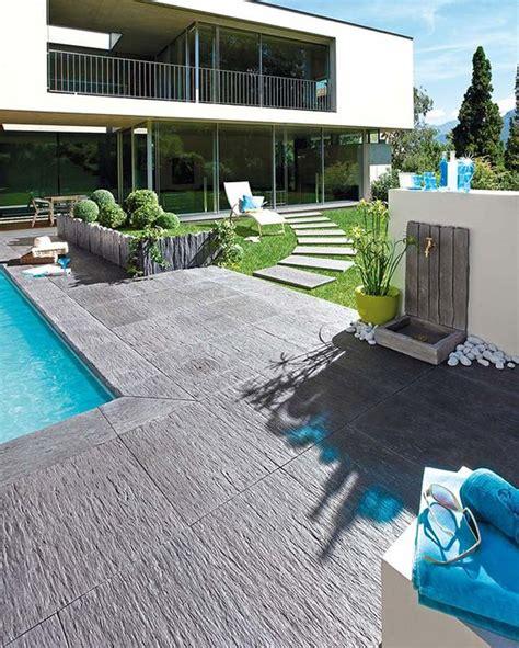la terrasse 07270 le crestet plage et margelles piscine quels mat 233 riaux choisir