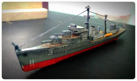Papercraft Ships - new paper craft htms maeklong vessel free ship