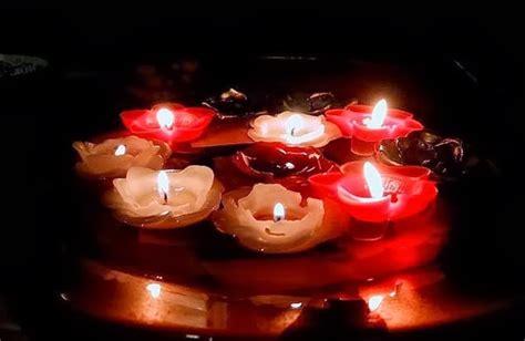 diwali candles ideas diwali decorations  floating