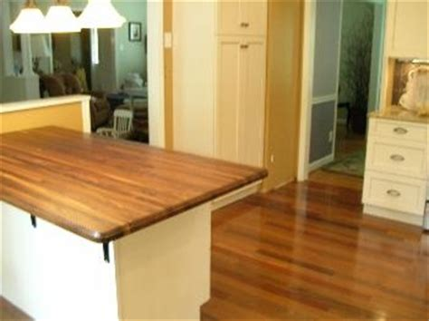 Tung Countertop by Tung Finish Wood Countertops And Tung On