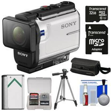 sony action cam hdr as300 wi fi hd video camera camcorder
