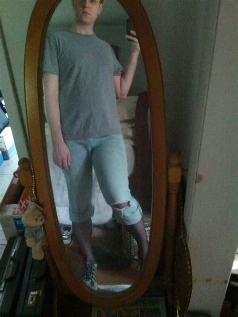 Shortpants Ripped Oldnavy 3 4 1 david s navy ripped denim capris navy grey t