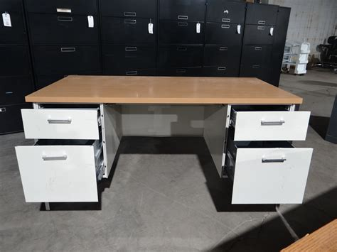 used metal desk used desks office furniture warehouse