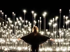 led light installation led lighting ledscape artistic lighting