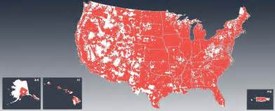 at t coverage map arizona at t verizon t mobile and sprint the about voice