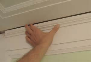 bathroom crown molding gap the of moldings