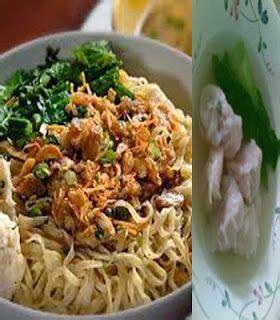 cara membuat mie goreng hotplate cara membuat mie ayam jakarta resep masakan indonesia