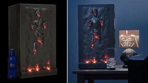 Han Frozen In Carbonite Desk by Han Frozen In Carbonite Mini Fridge I M Thirsty