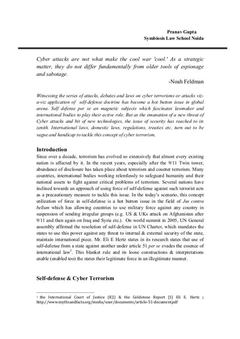 Cyber Crime Essay Introduction by Cyber Terrorism Essay Tackling Cyber Crime And Cyber Terrorism Through A Methodological Cyber