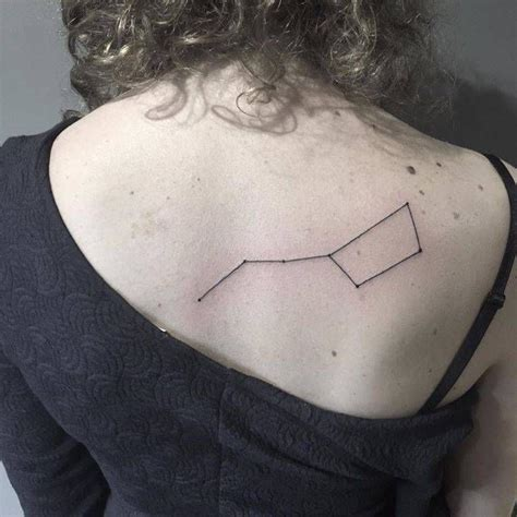 big dipper tattoo designs 25 best ideas about big dipper on
