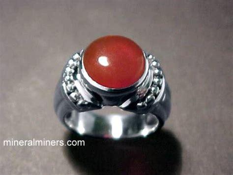 Carnelian Ring Monel Size Kantoran carnelian agate jewelry carnelian rings bracelets necklaces