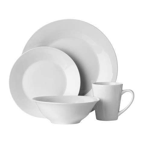 Kitchen Cups And Plates by 16 Stoneware Porcelain Dining Kitchen Dinner Set