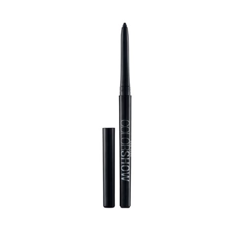 Maybelline Colorshow Liner maybelline colorshow pencil eyeliner black makeup 0 3 grams