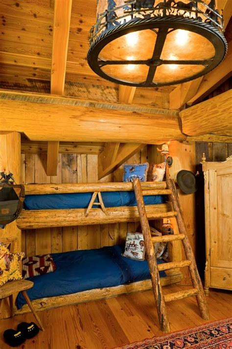 Log Home Lighting Fixtures Bunk Beds Log Home Style Great Light Fixture This For The Boys Rooms Ideas For A New