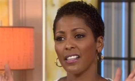 Tamron Hall Debuts Her Natural Wavy Crop On Today Show | tamron hall debuts her natural wavy crop on today show