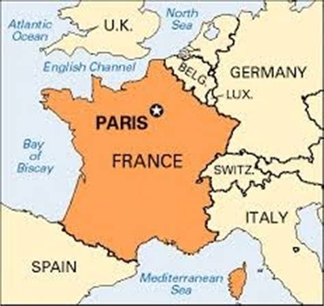 political geography france
