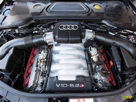 2009 audi s8 5 2 quattro 5 2 liter fsi dohc 40 valve vvt