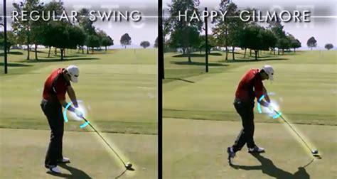 happy gilmore swing 3jack golf blog looking at padraig harrington s happy