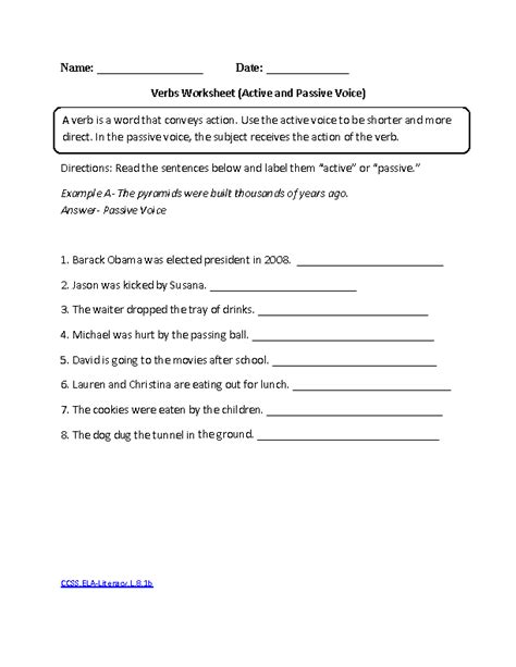 Grammar Practice Worksheets 8th Grade by 8th Grade Common Language Worksheets Freshmen