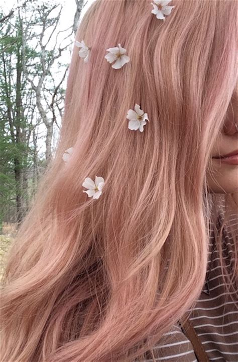 16 Ways To Cinch Rose Gold Hair Red To Blonde Ombre Hair Tumblr