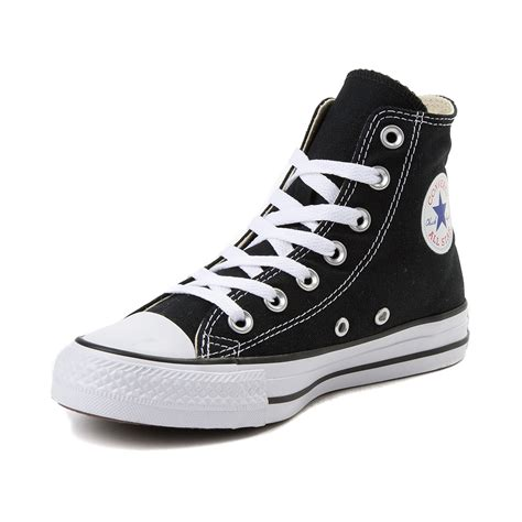 Converse Black Hight converse high tops filmuthyrning nu