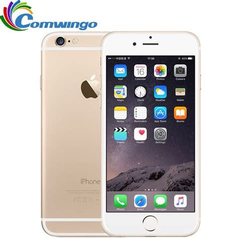 aliexpress buy original unlocked apple iphone 6 6 plus cell phones 16 64 128gb rom 4 7