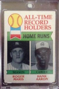 all time home run record holders 413 ebay