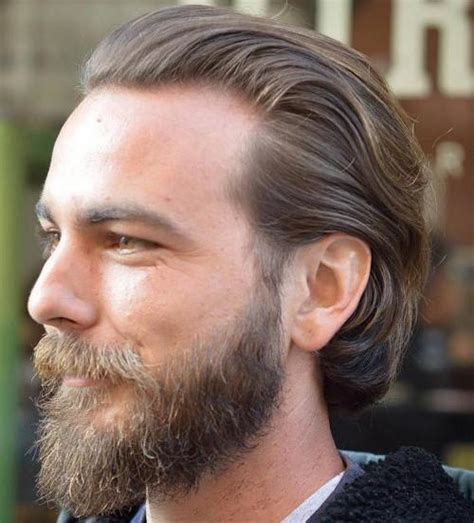 50 best hairstyles and haircuts for men with thin hair 50 stately long hairstyles for men