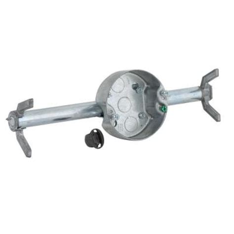 raco retro brace with 4 in ceiling pan 1 1 2