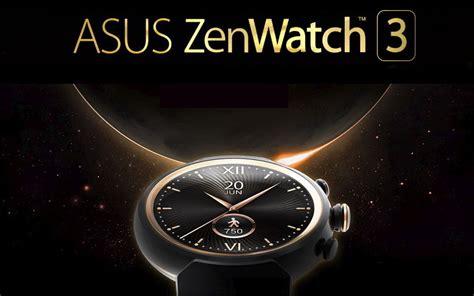 Smartwatch Asus Zenwatch 3 asus zenwatch 3 vorbestellung f 252 r die smartwatch l 228 uft notebookcheck news