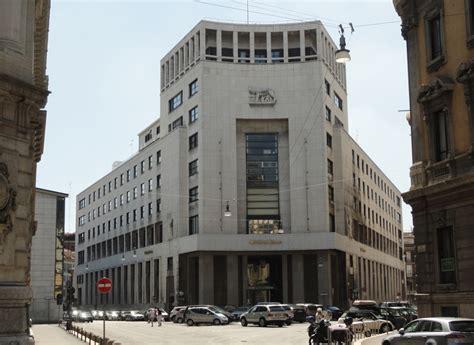 Banca Di Rima by Former Of Rome Edison Square Milan Tekser Engineering