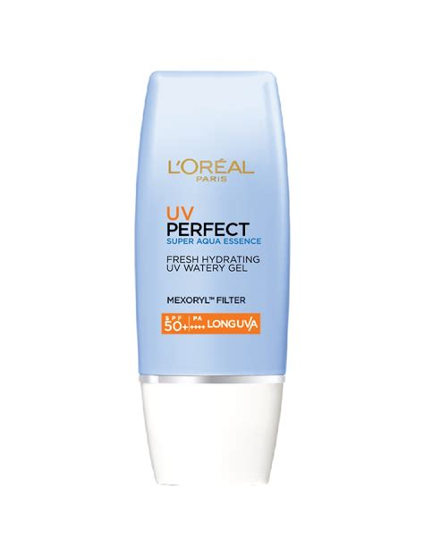Loreal Aqua Sunscreen uv aqua essence spf50 pa 30ml skin care