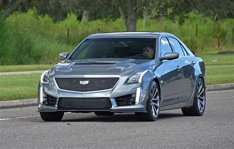 2020 Cadillac Cts V Horsepower by 2019 Cadillac Cts V Review Test Drive