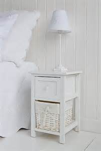 small bedroom table bar harbor small white bedside table 25cm wide bedroom