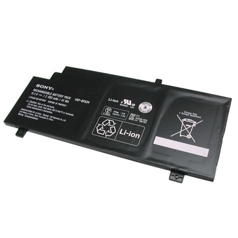 Baterai Laptop Sony Vaio Fit 14e 15e Series Vgp Bps35 Vgp Bps35a Kw pin battery laptop sony vaio 14e 15e svf14215sc svf15218sc
