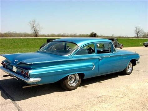 1960 chevrolet biscayne overview cargurus