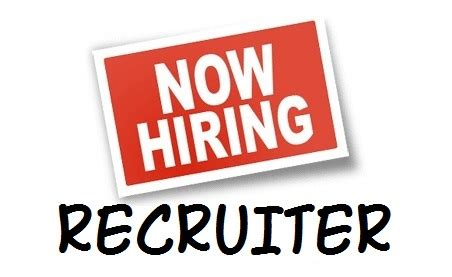 immediate full time help no experience required jobs now nyc agency hiring full time recruiter no experience