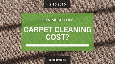 How Much Does Cleaning Cost how much does carpet cleaning cost newgen restores