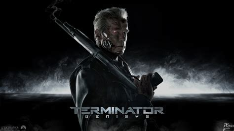 Arnold Terminator Wallpapers by Terminator Genisys Hd Wallpaper And Background Image