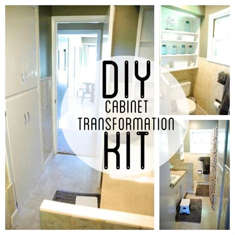 kitchen cabinets diy kits diy cabinet transformations kit