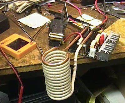 induction heater vs electric heater index of blacksmithing zvsinductionheater