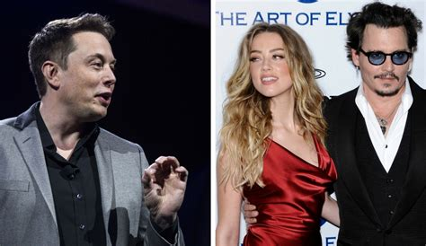 elon musk amber heard dating after johnny depp split amber heard dating elon musk actress claims johnny depp
