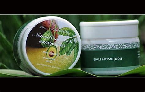 Creambath Ginseng hair care bali home spa