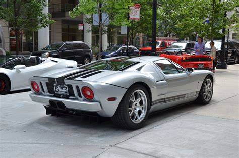 Ford Dealers Chicago by 2005 Ford Gt Stock 01960 For Sale Near Chicago Il Il