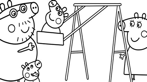 playground coloring pages netogonzalez me